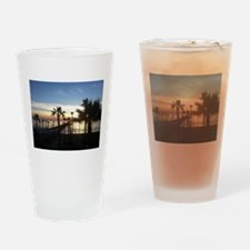 Oceanside Drinking Glass