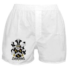 Jarvis Family Crest Boxer Shorts