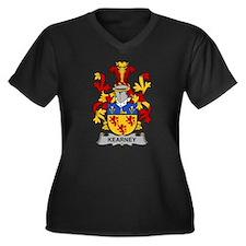 Kearney Family Crest Plus Size T-Shirt