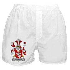 Keegan Family Crest Boxer Shorts