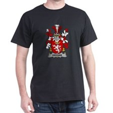 Keegan Family Crest T-Shirt