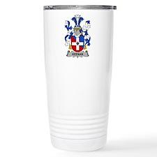 Keenan Family Crest Travel Mug