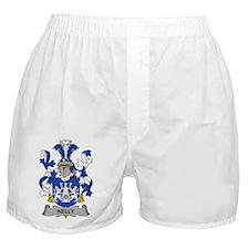 Kelly Family Crest Boxer Shorts