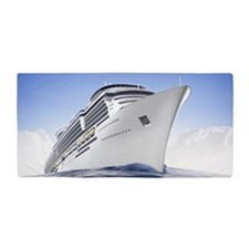 Cruise Ship Beach Towel