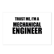 Trust Me, Im A Mechanical Engineer Postcards (Pack