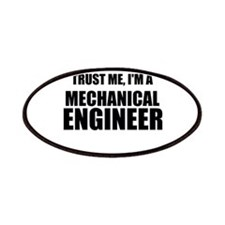 Trust Me, Im A Mechanical Engineer Patches