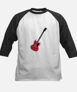 Electric Guitar Baseball Jersey