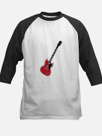 Electric Guitar Baseball Jersey