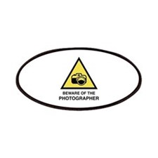 Beware Of The Photographer Patches