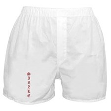 SIZZLE Mens Boxer Shorts