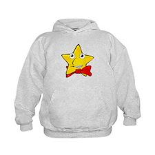 Bowtie Star Cartoon Hoodie