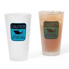 Caution - Does Not Play Well With Others Drinking
