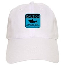 Caution - Does Not Play Well With Others Baseball Cap