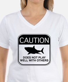 Caution - Does Not Play Well With Others Shirt