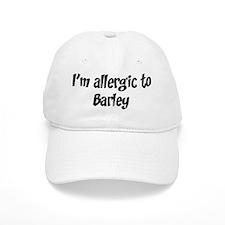Allergic to Barley Baseball Cap