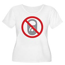 No Pop Tabs!  T-Shirt