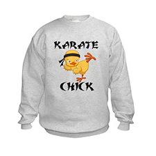karate chick Sweatshirt
