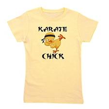 karate chick Girl's Tee
