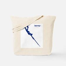 Logo 2 pescatore in apnea Tote Bag