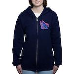 Dreamwalker Women's Zip Hoodie