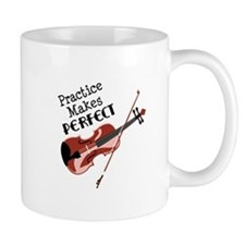 Practice Makes Perfect Mugs