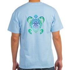 Tribal Turtle T-Shirt