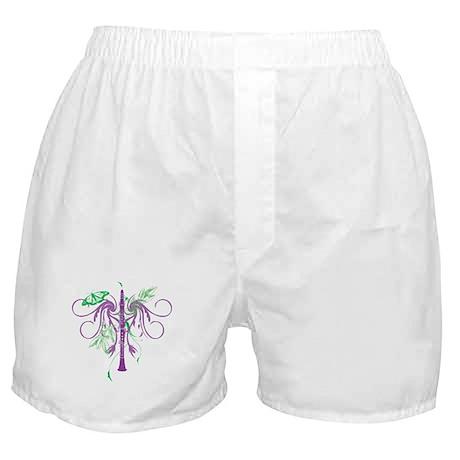 Fantasy Clarinet Boxer Shorts