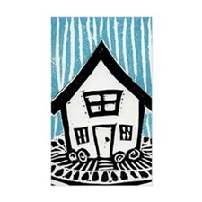 Happy House Decal