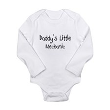 Daddy's Little Mechanic Body Suit
