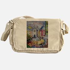 Rome Italy Messenger Bag