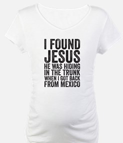 I found Jesus Shirt