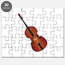Standup Bass Puzzle