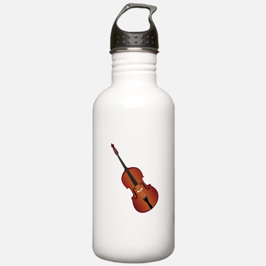 Standup Bass Water Bottle