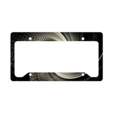 Husk License Plate Holder