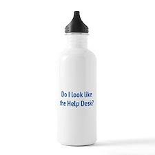 Do I Look Like The Help Desk? Water Bottle