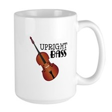 Upright Bass Mugs
