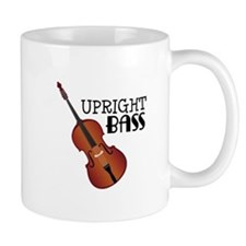 Upright Bass Mugs