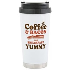 Coffee Bacon Travel Mug