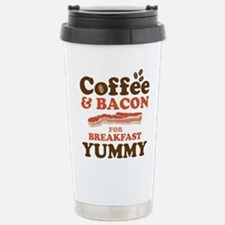 Coffee Bacon Travel Mug