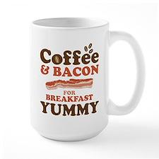 Coffee Bacon Mugs