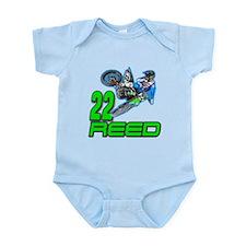 Reed 14 Onesie