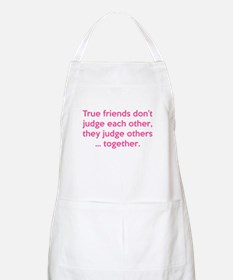 True Friends Apron