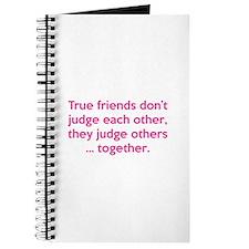 True Friends Journal