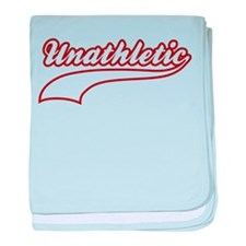 Unathletic baby blanket