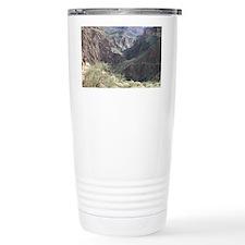 Bright Angel Mule Ride  Travel Coffee Mug