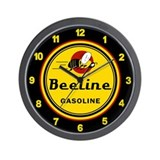 Classic cars Wall Clocks