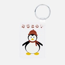 JOEY'S HUGSY! Aluminum Photo Keychain
