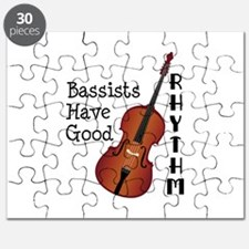 Bassists Have Good Rhythm Puzzle