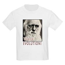Darwin - Viva La Evolution! T-Shirt