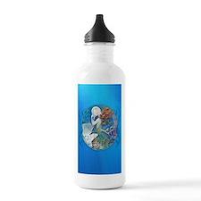 Clive Sensual Erotic Pearl Mermaid Water Bottle
